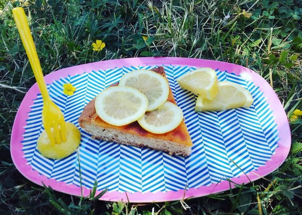 crostata crema di limone