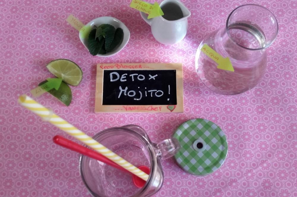 detox mojito