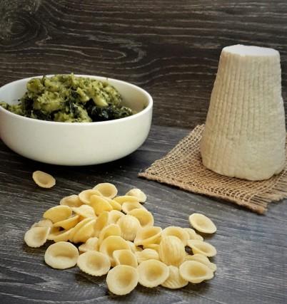 201801orecchiette con broccoli