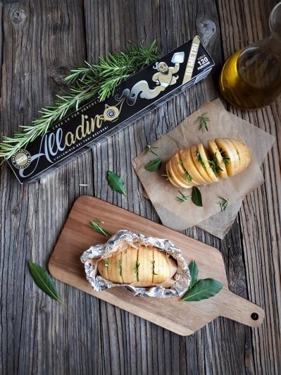 patate al cartoccio alladino foto di vanessachef