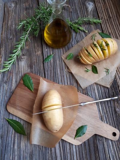 patate al cartoccio
