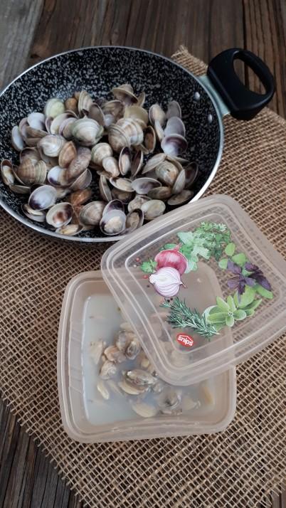 conservare i molluschi