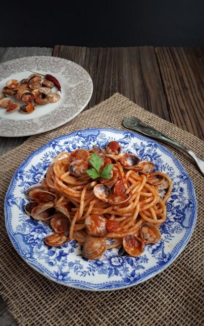 spaghetti di pesce fotovanessachef
