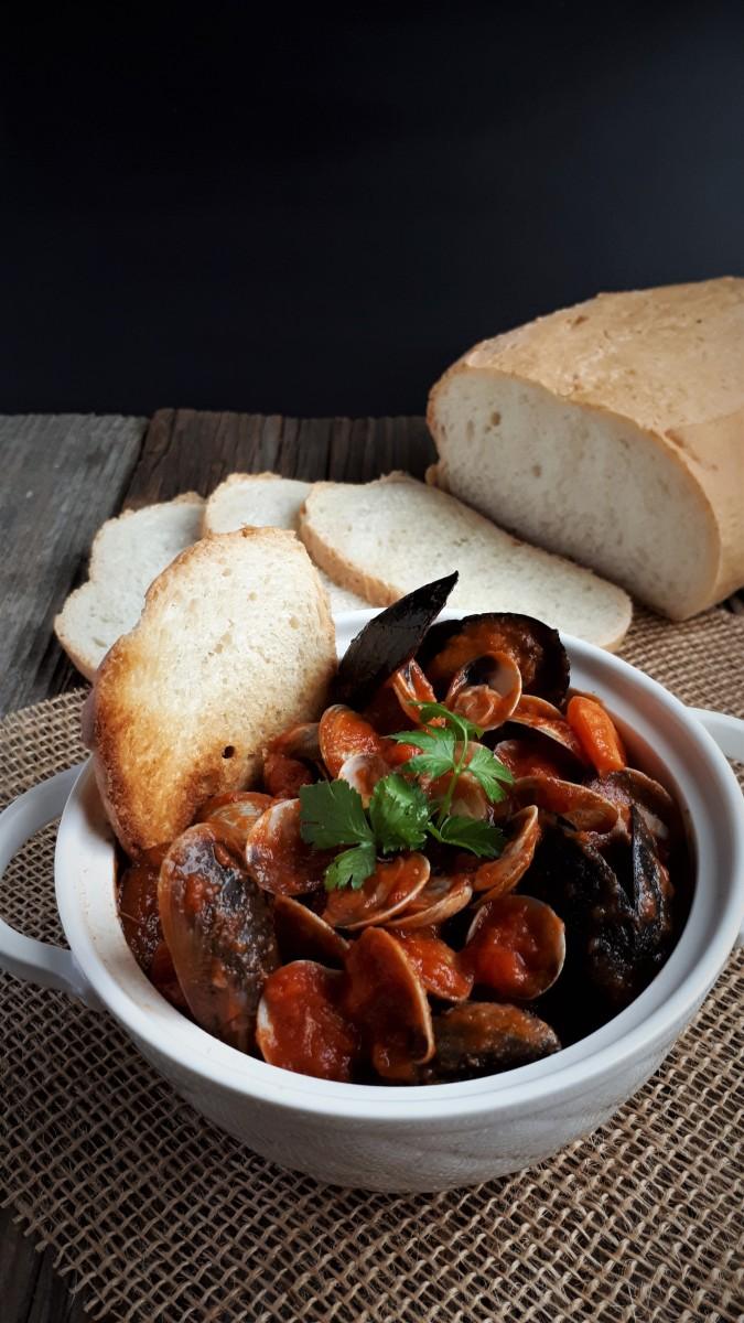 Zuppa Di Pesce Senza Spine Vanessa Chef
