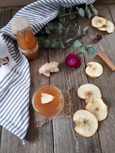 estratto melacannella e zenzero