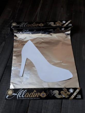 stampo torta scarpa