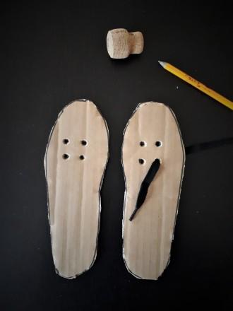 allacciarsi le scarpe lacci
